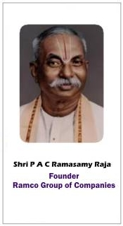Founder of Ramco Cements | Ramco Cements Limited